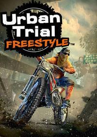 Portada oficial de Urban Trial Freestyle para PC