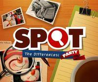Portada oficial de Spot The Differences: Party! eShop para Wii U