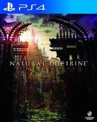 Portada oficial de Natural Doctrine para PS4