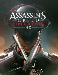 Portada oficial de Assassin's Creed Liberation HD PSN para PS3