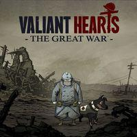 Portada oficial de Valiant Hearts: The Great War PSN para PS4