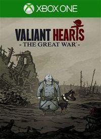 Portada oficial de Valiant Hearts: The Great War XBLA para Xbox One