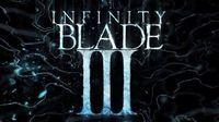 Portada oficial de Infinity Blade 3 para iPhone