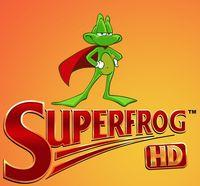 Portada oficial de Superfrog HD para PC