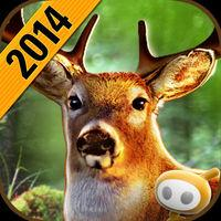 Portada oficial de Deer Hunter 2014 para iPhone