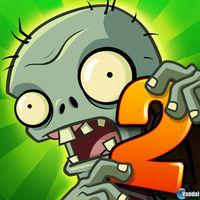 Portada oficial de Plants vs. Zombies 2: It's About Time para Android