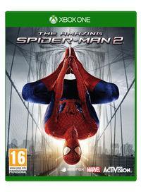 Portada oficial de The Amazing Spider-Man 2 para Xbox One