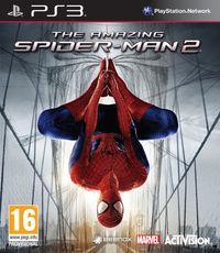 Portada oficial de The Amazing Spider-Man 2 para PS3
