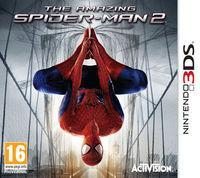 Portada oficial de The Amazing Spider-Man 2 para Nintendo 3DS