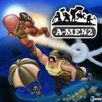 Portada oficial de A-Men 2 PSN para PSVITA