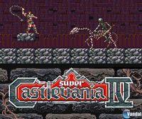 Portada oficial de Super Castlevania 4 CV para Wii U
