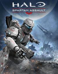 Portada oficial de Halo: Spartan Assault para Xbox One