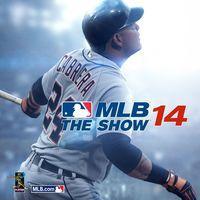 Portada oficial de MLB 14: The Show PSN para PS3