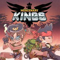 Portada oficial de Mercenary Kings PSN para PS4