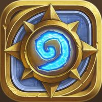 Portada oficial de Hearthstone: Heroes of Warcraft para iPhone