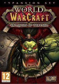 Portada oficial de World of Warcraft: Warlords of Draenor para PC