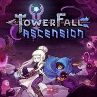 Portada oficial de TowerFall Ascension para PS4