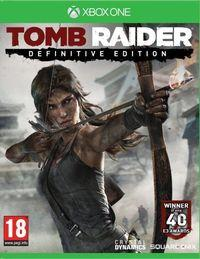 Portada oficial de Tomb Raider: Definitive Edition para Xbox One