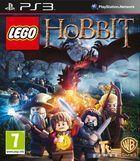 Portada oficial de LEGO: El Hobbit para PS3
