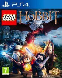 Portada oficial de LEGO: El Hobbit para PS4