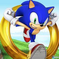 Portada oficial de Sonic Dash para Android
