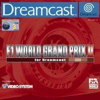 Portada oficial de F1 World Grand Prix 2 para Dreamcast