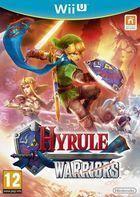 Portada oficial de Hyrule Warriors para Wii U