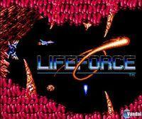 Portada oficial de Life Force CV para Nintendo 3DS