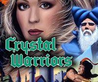 Portada oficial de Crystal Warriors CV para Nintendo 3DS