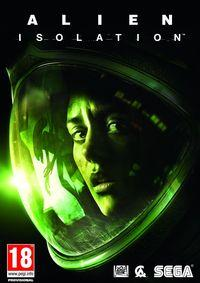 Portada oficial de Alien: Isolation para PC