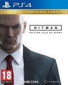 Portada oficial de Hitman para PS4