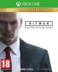 Portada oficial de Hitman para Xbox One