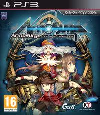 Portada oficial de Ar nosurge: Ode to an Unborn Star para PS3