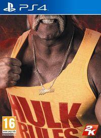 Portada oficial de WWE 2K15 para PS4