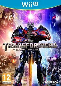 Portada oficial de Transformers: Rise of the Dark Spark para Wii U