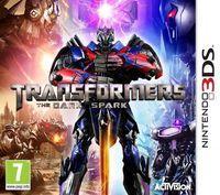 Portada oficial de Transformers: Rise of the Dark Spark para Nintendo 3DS