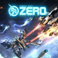 Portada oficial de Strike Suit Zero: Director's Cut para PS4