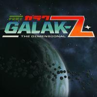 Portada oficial de Galak-Z: The Dimensional para PS4