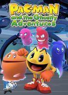 Portada oficial de Pac-Man y las Aventuras Fantasmales para PC