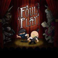 Portada oficial de Foul Play para PS4