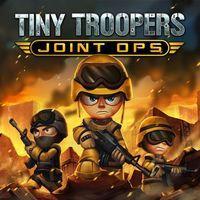 Portada oficial de Tiny Troopers Joint Ops para PS4