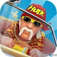 Portada oficial de Crazy Taxi: City Rush para Android