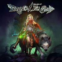 Portada oficial de Dragon Fin Soup para PS4