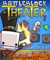 Portada oficial de BattleBlock Theater para PC