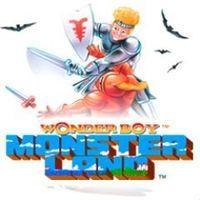 Portada oficial de Wonder Boy in Monster Land PSN para PS3