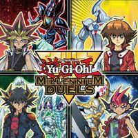 Portada oficial de Yu-Gi-Oh! Millennium Duels PSN para PS3