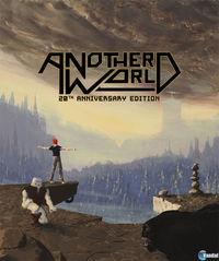 Portada oficial de Another World - 20th Anniversary Edition para PS4
