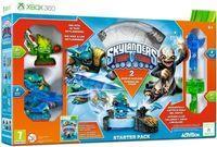 Portada oficial de Skylanders Trap Team para Xbox 360