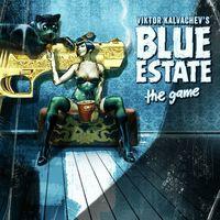 Portada oficial de Blue Estate para PS4