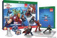 Portada oficial de Disney Infinity 2.0: Marvel Super Heroes para Xbox One